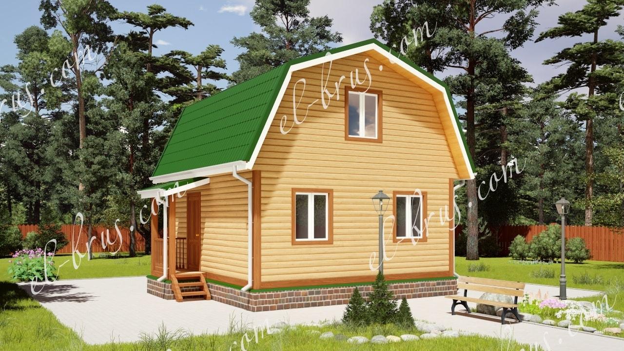 Дом «Брянск»