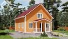 Дом 8х8 Новомосковск