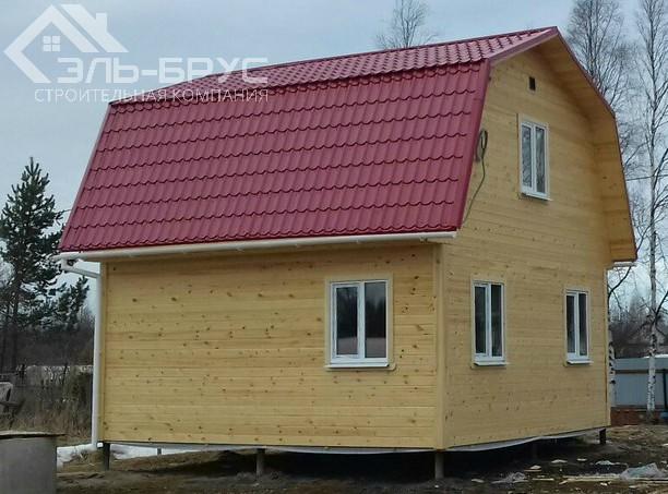 Дом 6х6 Брянск